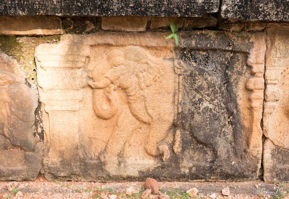Polonnaruwa, Salle d'audience