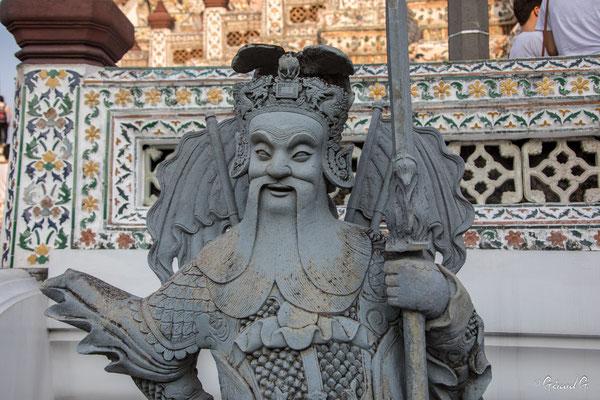2019  02 - Bangkok , Wat Arun (Temple de l'Aube)  -L10A5284
