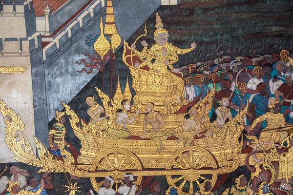 2019  02 - Bangkok , Wat Phra Kaew  -L10A5515