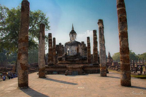 2019  02 - Sukhotai , Wat Mahathat  -L10A6005