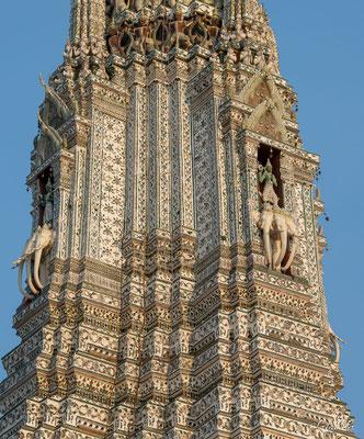 2019  02 - Bangkok , Wat Arun (Temple de l'Aube)  -L10A5278