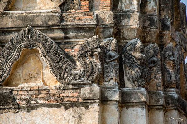 2019  02 - Sukhotai , Wat Sri Savaya  -L10A6057