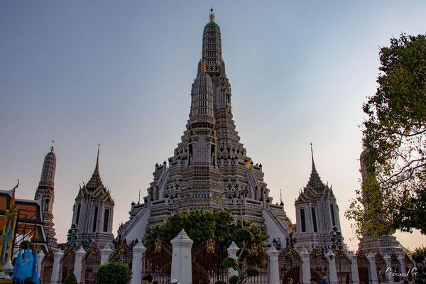 2019  02 - Bangkok , Wat Arun (Temple de l'Aube)  -L10A5266