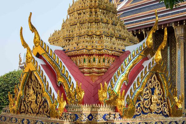 2019  02 - Bangkok , Wat Phra Kaew  -L10A5487