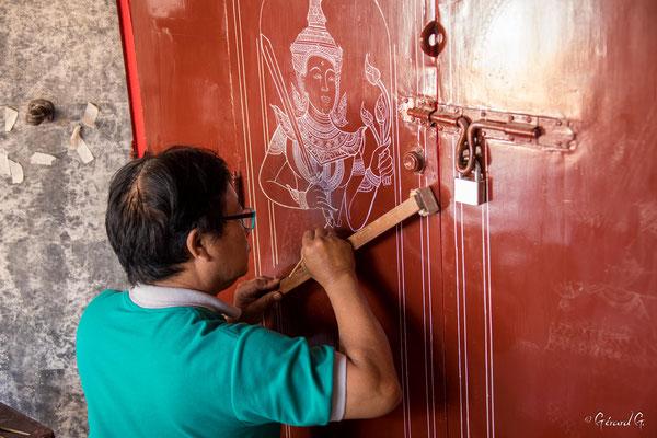2019  02 - Chiang Mai , Wat Phra That Doi Suthep  -L10A6968