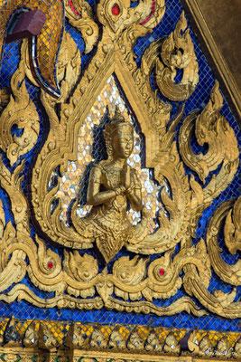 2019  02 - Bangkok , Wat Phra Kaew  -L10A5466