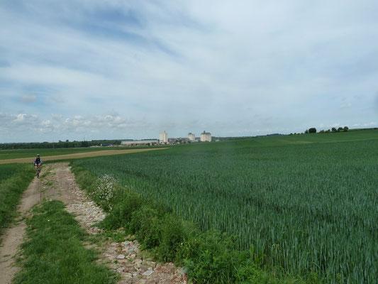Arlleux et ses silos