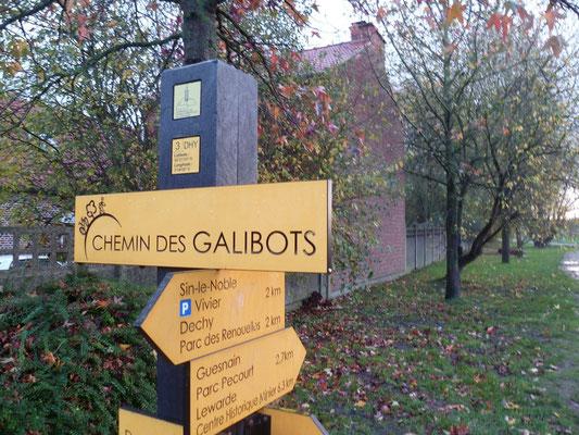 Les GALIBOTS sont la