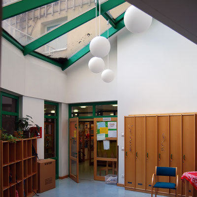 Kindergarten Architektin Monika Lehner