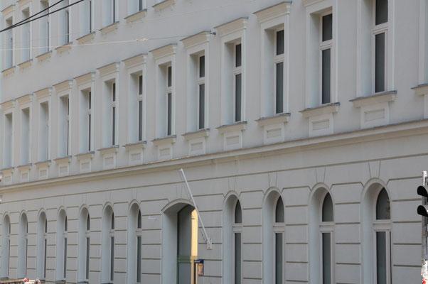 Gründerzeitgebäude sanieren Architektin Monika Lehner