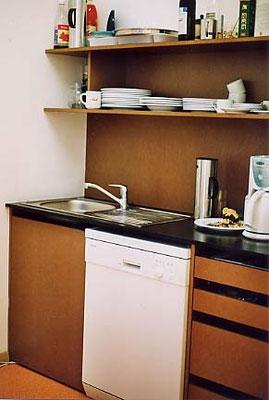 Teeküche Architektin Lehner