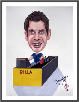 Filialleiter Billa