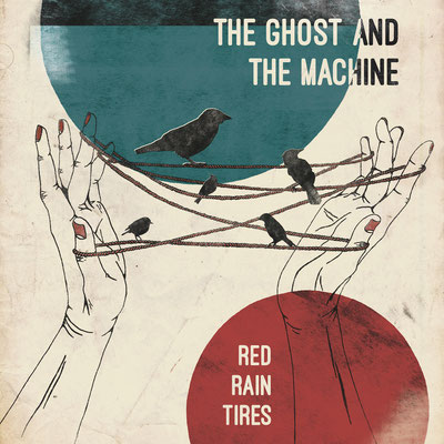 The Ghost And The Machine - andi lechner - heidi fial - matthias macht - red rin tires - (c) Raffaela Schöbitz