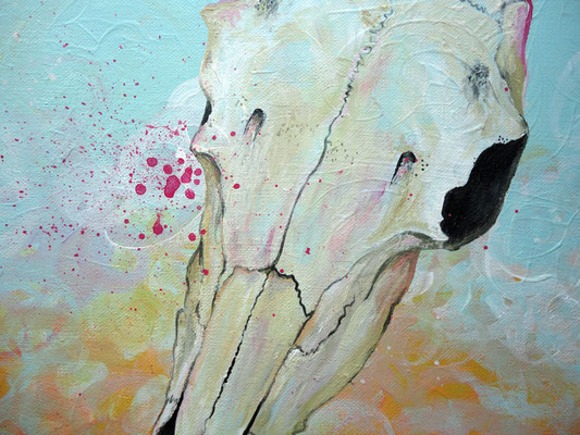 memento mori I (Detail)