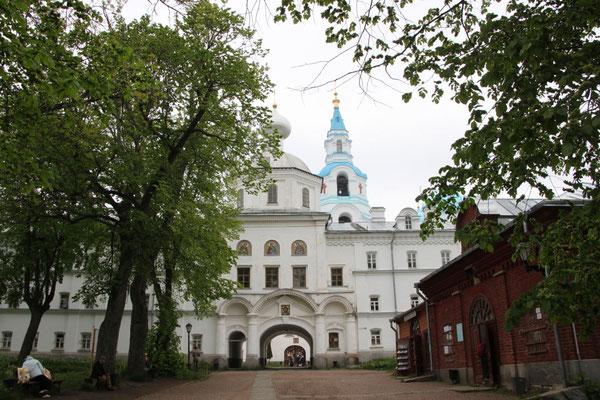 Eingangsbereich des Klosters