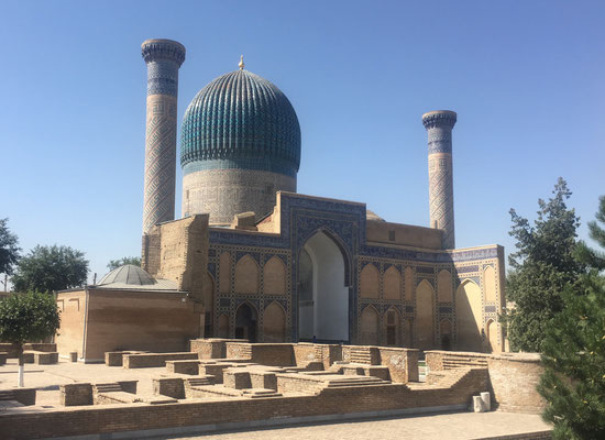 Gut-Emir Mausoleum