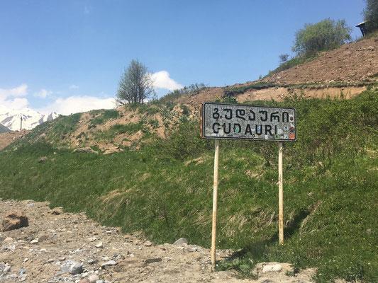 Gudauri - der georgische Wintersportort