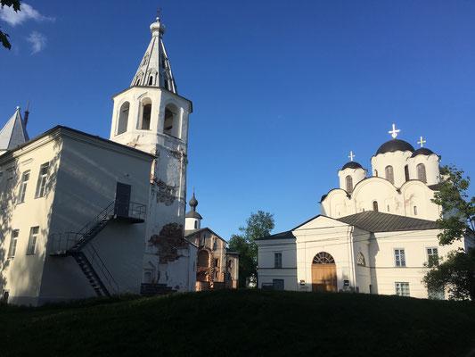 Besuch von Weliki Nowgorod (2016)