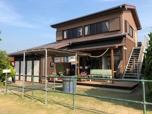 Kujukuri Auto Camping - Empfangsgebäude