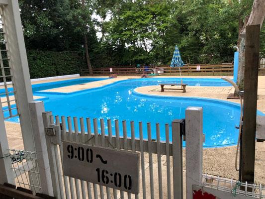 Campingplatz Arinomi En - Pool