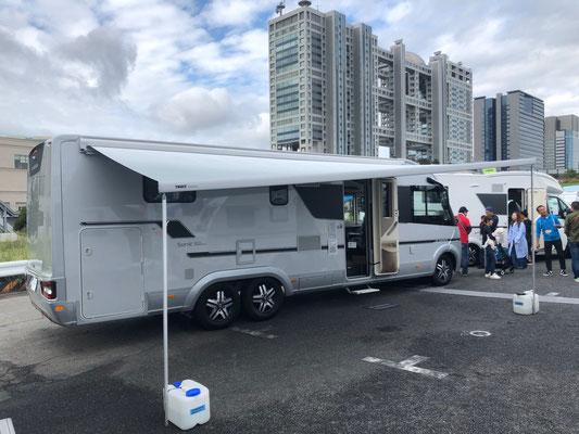 Odaiba Campingcar Fair 2019 - Adria