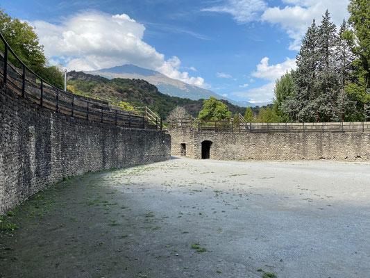 Amphitheater von Susa