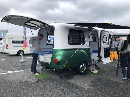 Odaiba Campingcar Fair 2019 - HC1 von Happier Camper