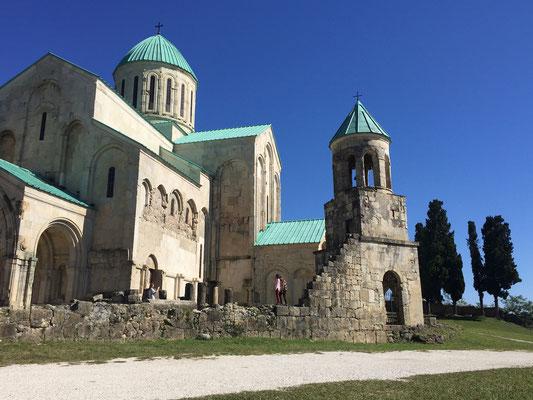 Bagrati-Kathedrale in Kutaisi