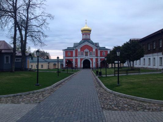 Iwerski Kloster in Waldai (2015)