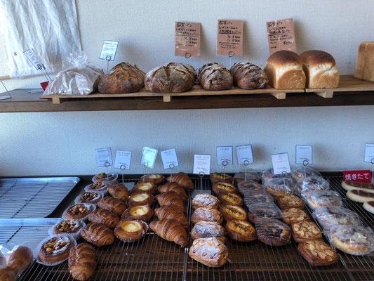 Französische Bäckerei in Takayama