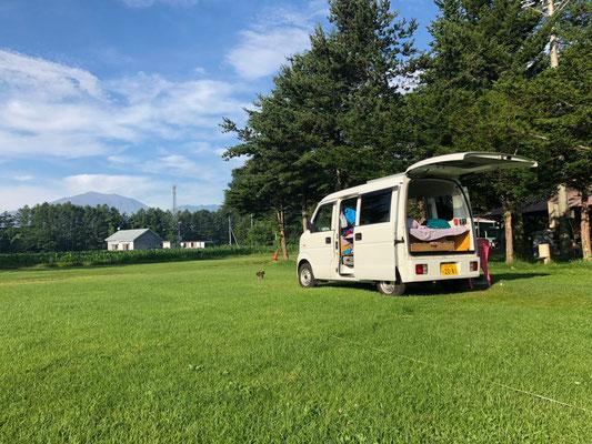 "Campingplatz ""Camp Crest"""