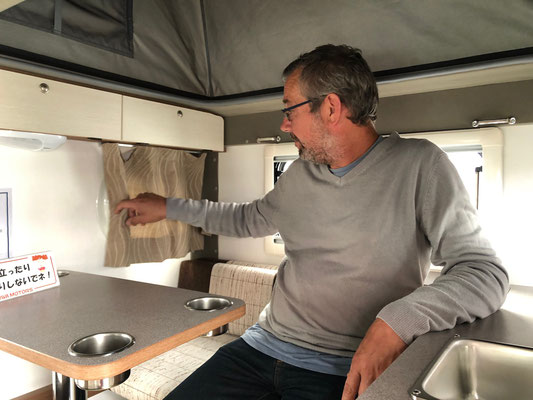Odaiba Campingcar Fair 2019 - Indy 108 von Towa Motors