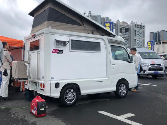 Odaiba Campingcar Fair 2019 - Balocco von Fieldlife