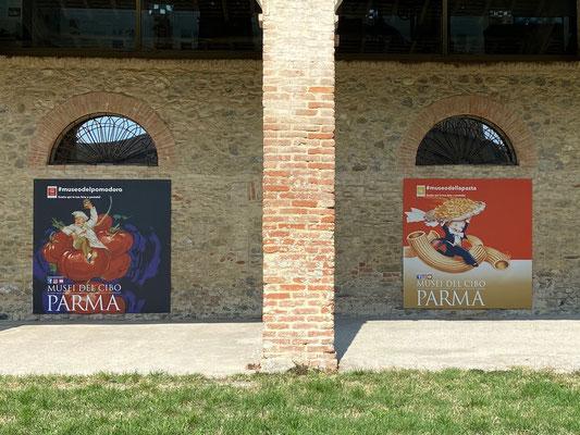 Museo del Pomodoro und Museo della Pasta