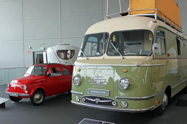 Mikafa Reisemobil de Luxe von 1959