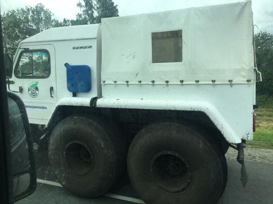 Interessantes Fahrzeug!