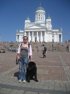 2010 - Stadtbesichtigung in Helsinki