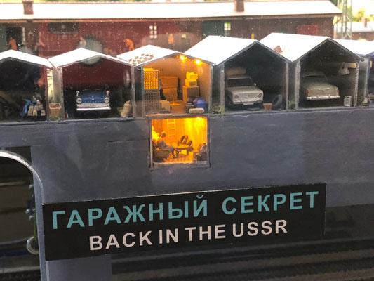 Das Miniaturmuseum in Sankt Petersburg (2018)