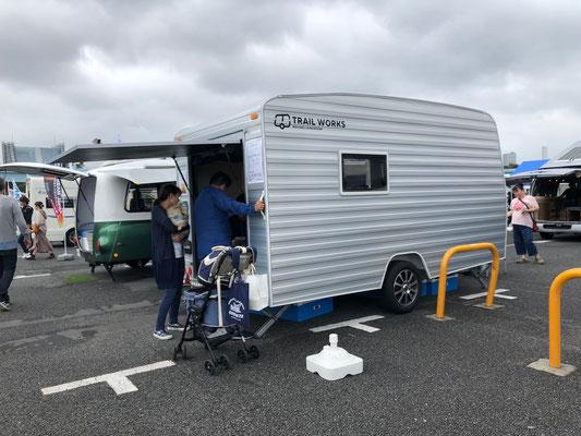 Odaiba Campingcar Fair 2019 - Trailworks