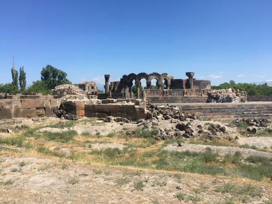 Ausgrabungsstätte Swartnoz
