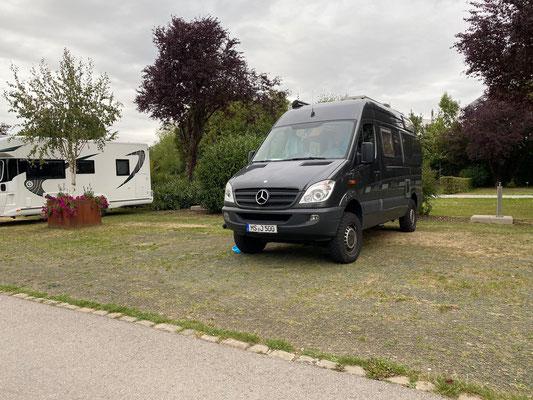 Camping Bon Accueil in Alzingen