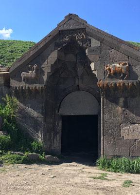 Caravanserei Orbeilan
