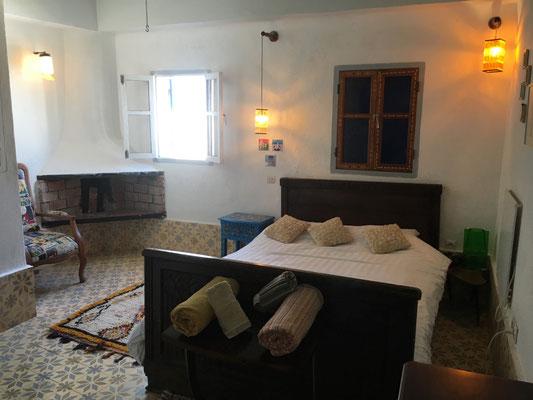 Schlafzimmer im Dar 91