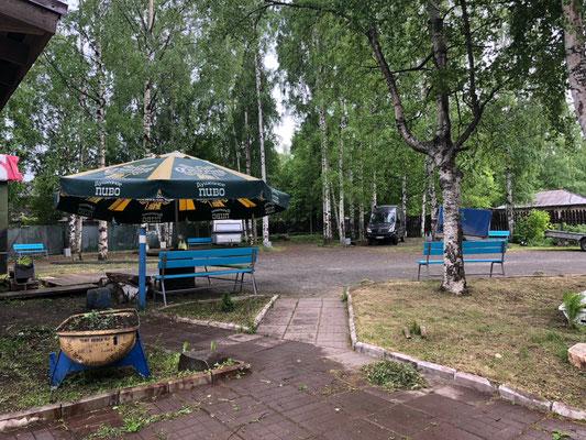 Nordcamping in Petrosavodsk