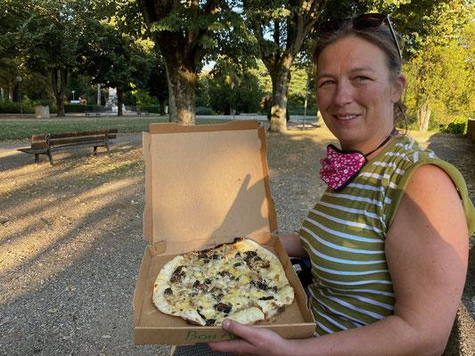 Pizza Gusto von Pizz'factory