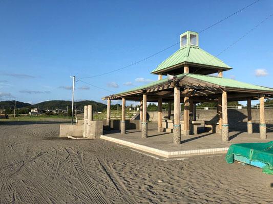 Tadara Kitahama Kaigan Camping - Spülhaus