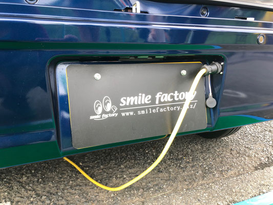 Odaiba Campingcar Fair 2019 - Off Time Nagomi von Smile Factory
