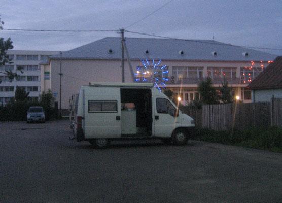 Übernachtung in Waldai (2010)