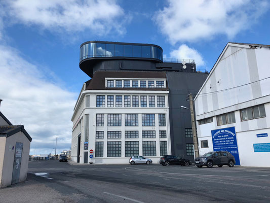 Musée des Pêcheries in Fécamp