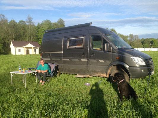 Camping Vesnebolog
